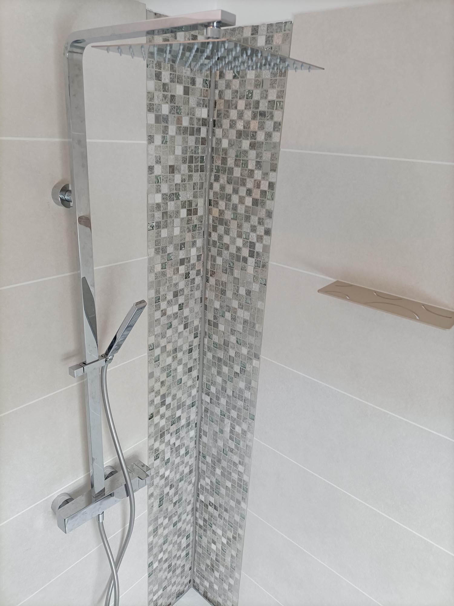 rénovation d'une salle de bain à rennes